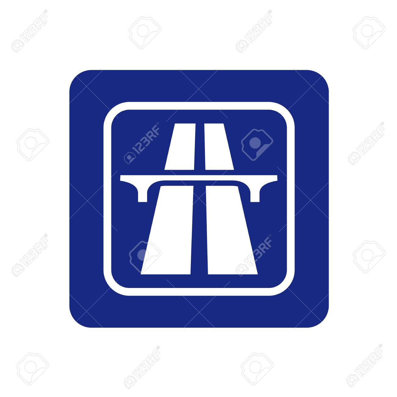 highway sign for map royalty free cliparts vectors and stock rh 123rf com california highway sign vector highway road sign vector