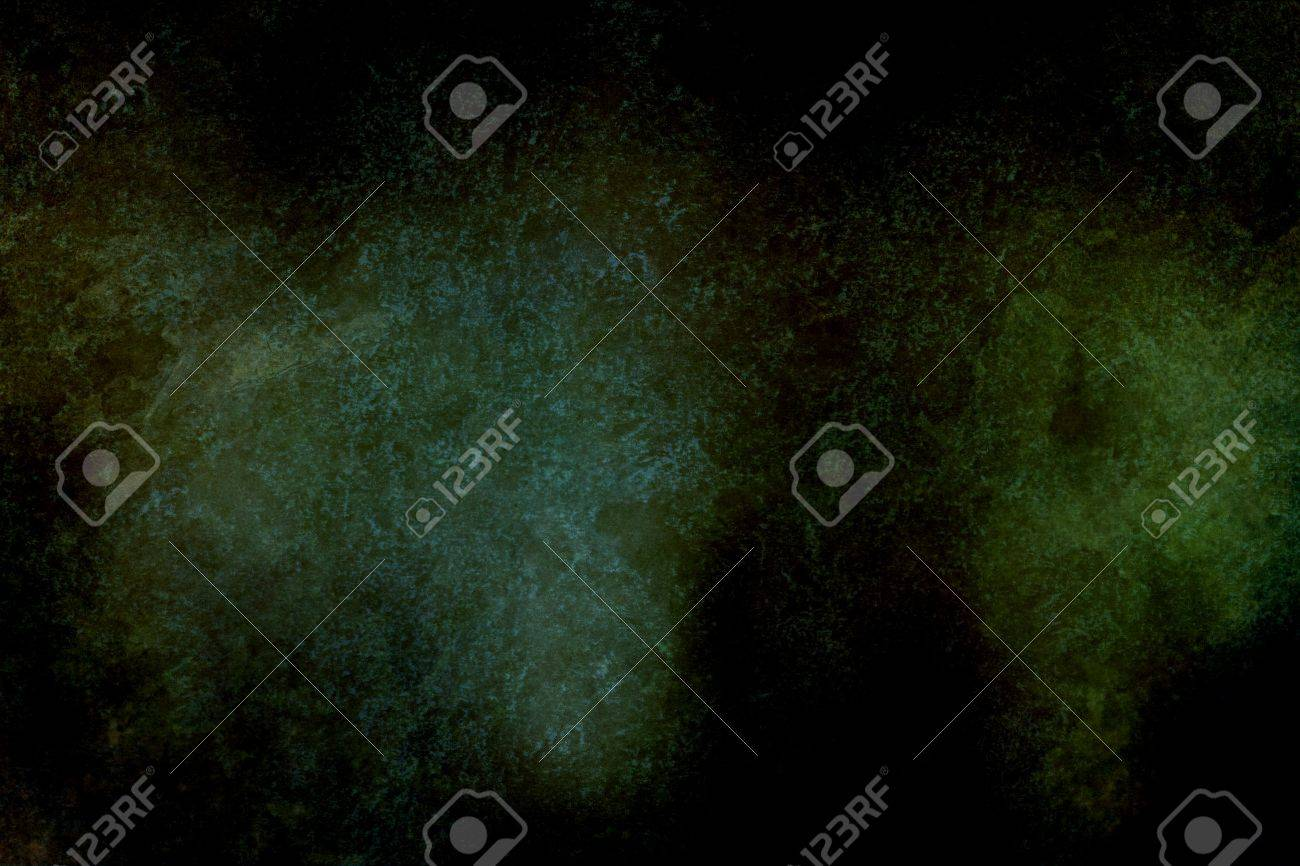 An eerie dark grunge texture or background with space for text or image. Stock Photo - 12654889