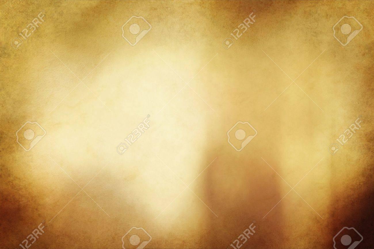 不気味なゴールデン ブロンズ色...