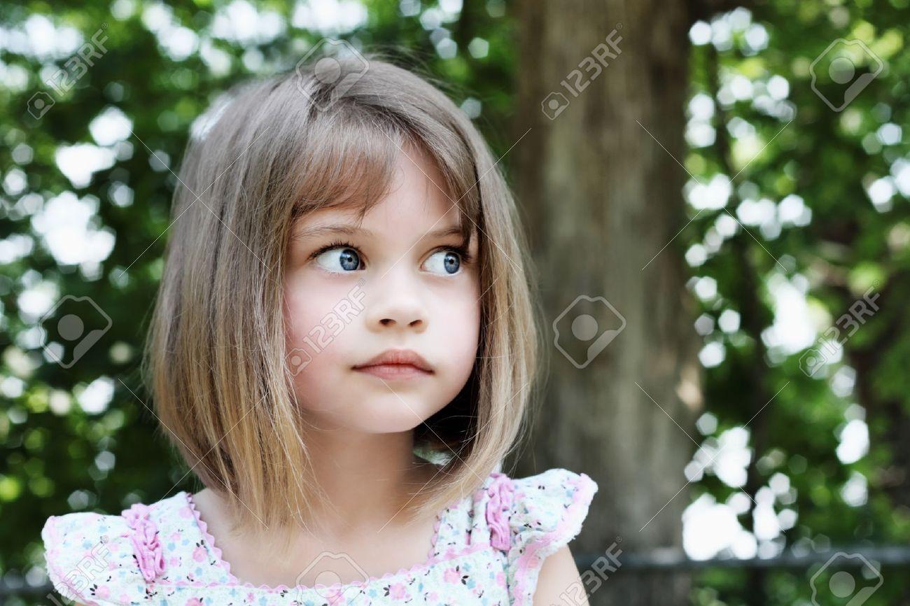 Taglio capelli bambina tutorial