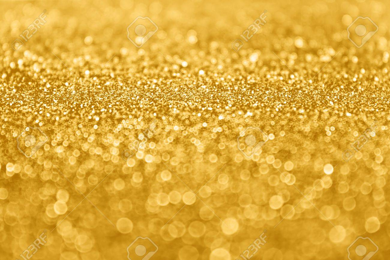 abstract gold glitter sparkle confetti background or golden party invite for happy birthday 50th anniversary