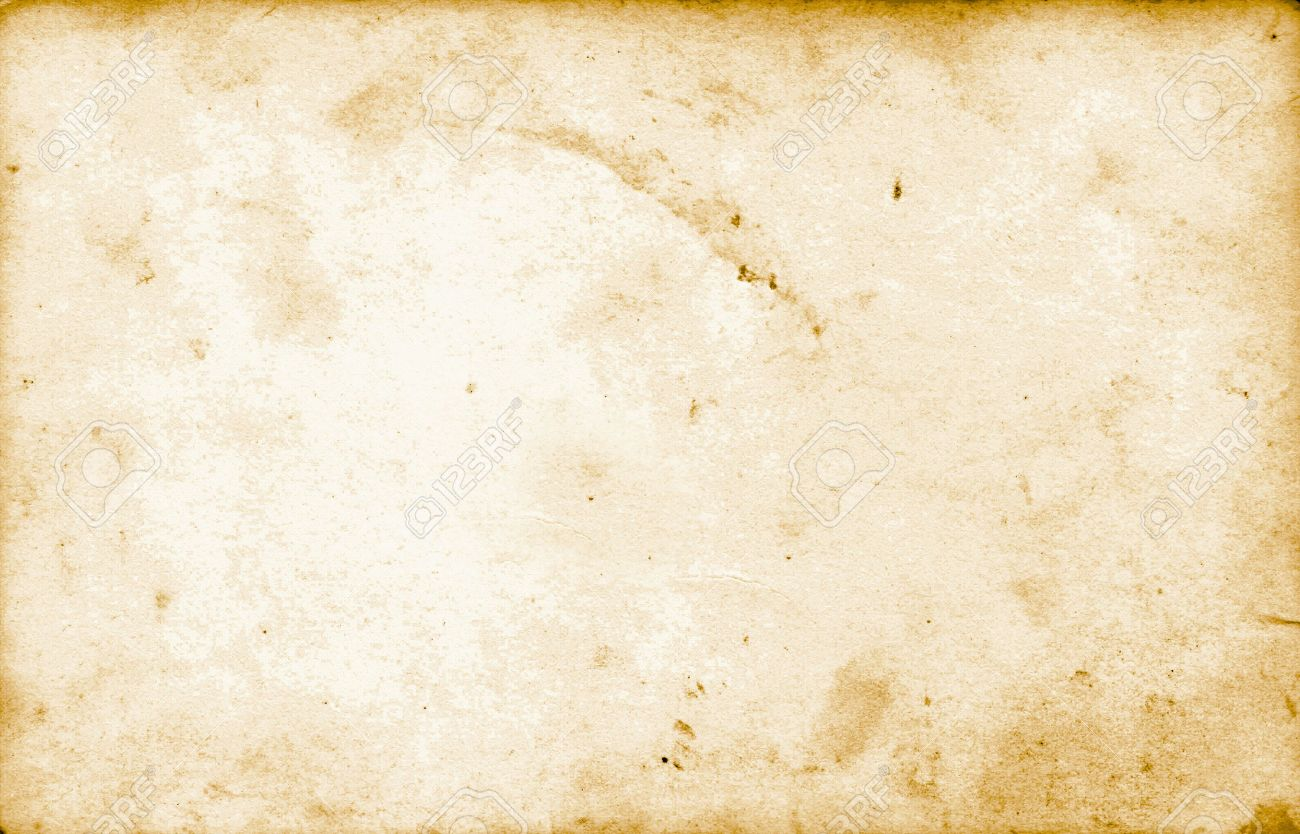 high resolution old grunge paper texture with age marks. stock photo