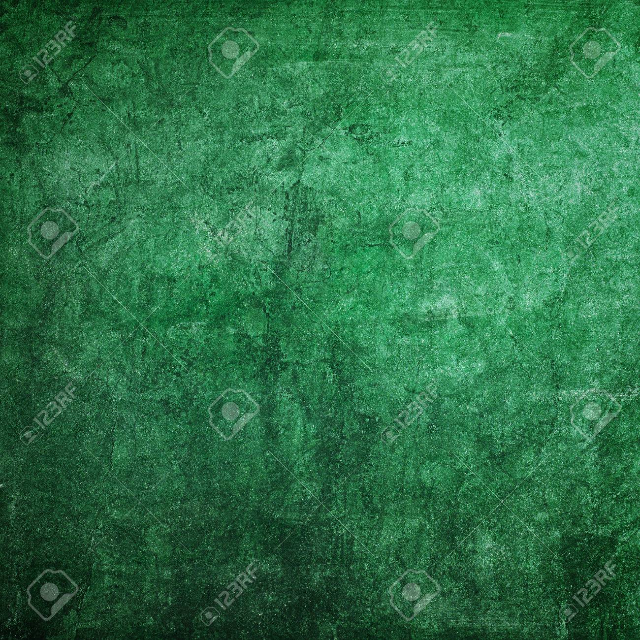 green classroom chalkboard texture as background with copy space stock photo 26346549