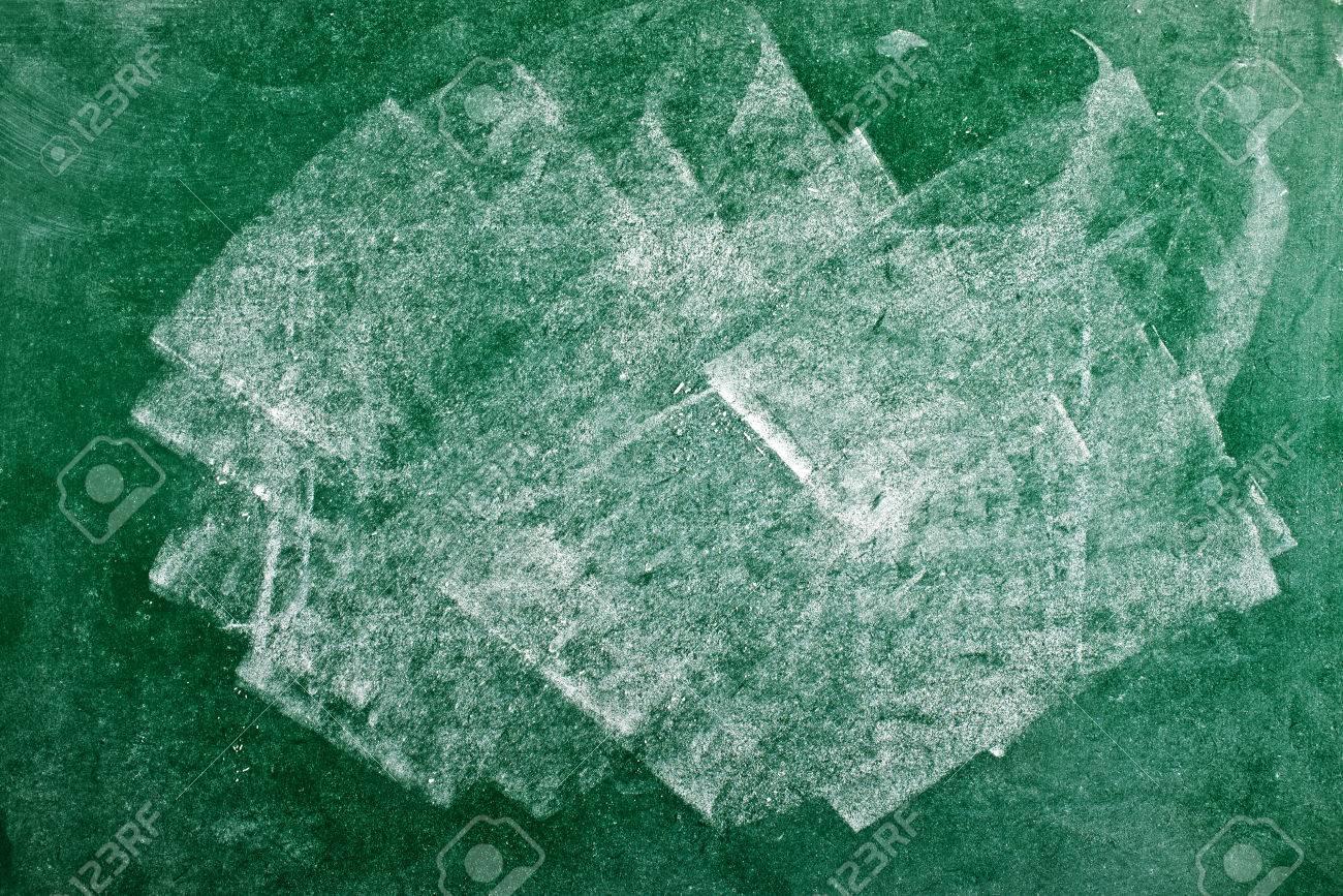 empty green school chalkboard texture education background stock photo 26719299