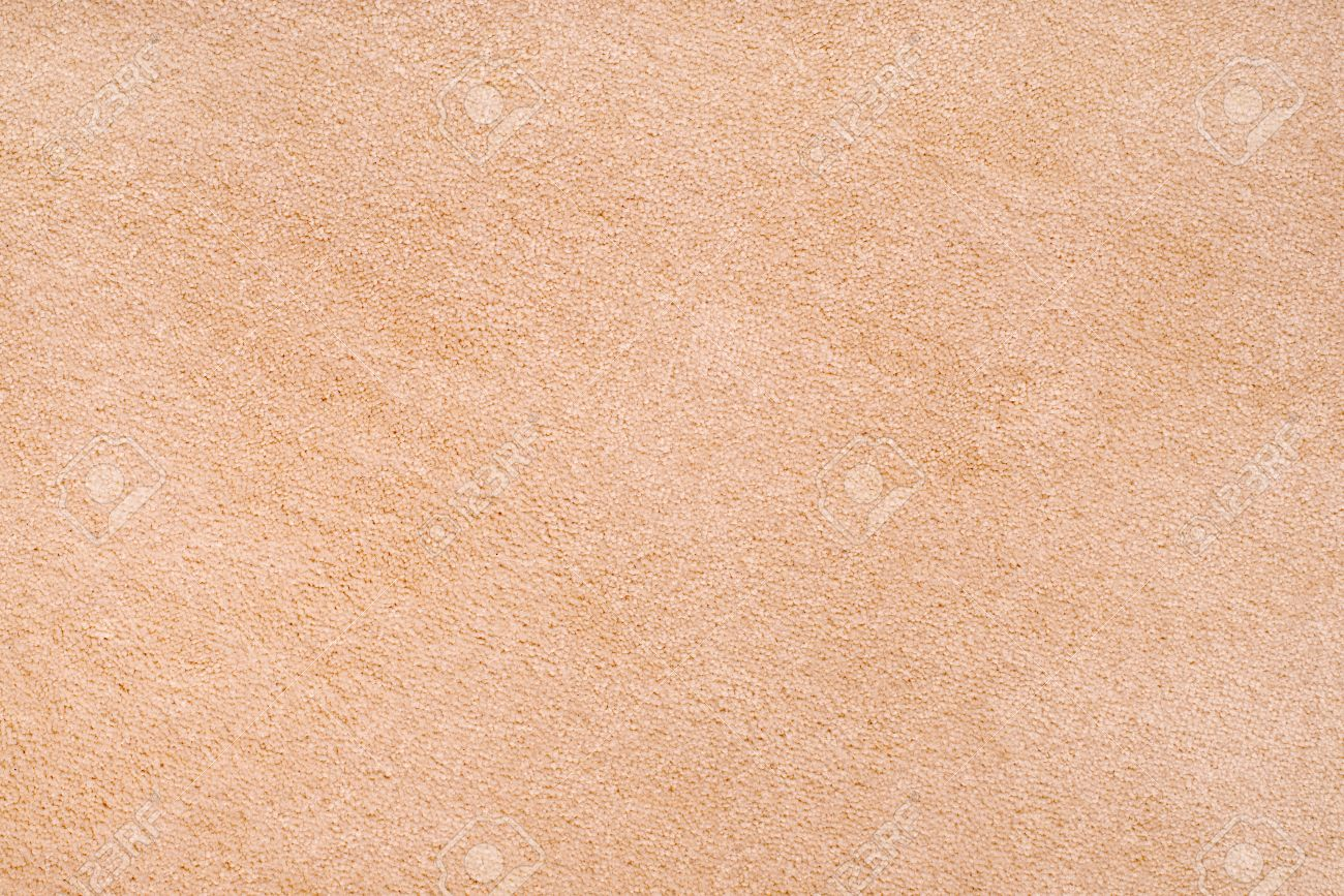 New Bright Beige Carpet Flooring Texture As Seamless Pattern Background For Interior Decoration Stock Photo