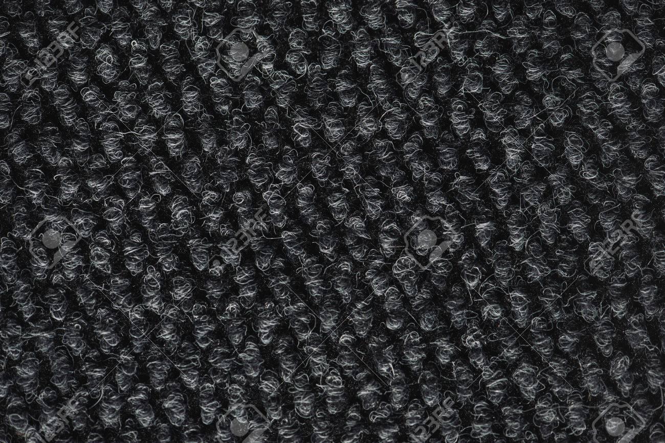 black carpet texture. Rough Dark Carpet Texture As Background, Macro Stock Photo - 69017992 Black X