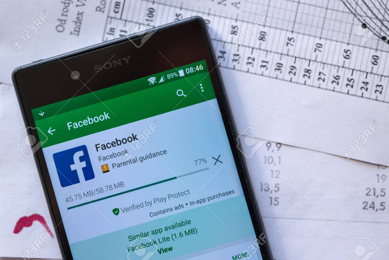 app store android facebook