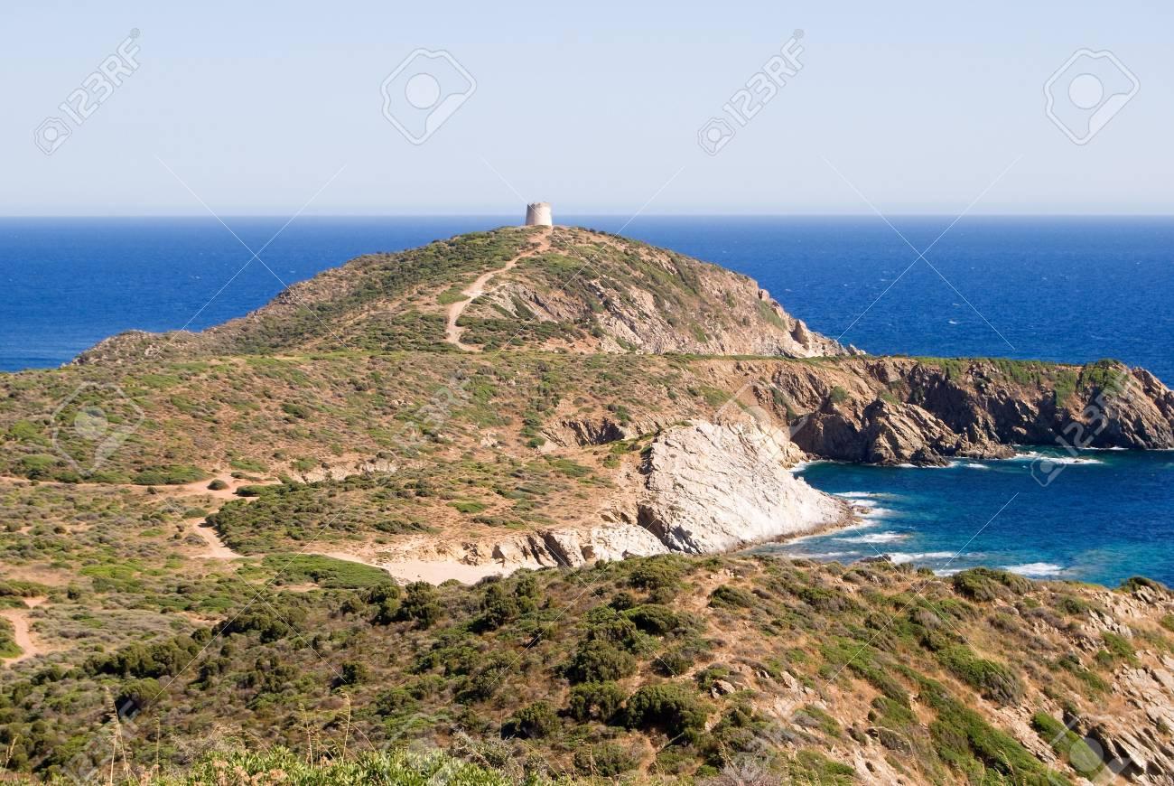 fortress on the coast Stock Photo - 5988901