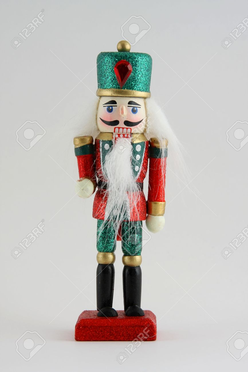nutcracker toy soldier christmas decoration stock photo 2189459
