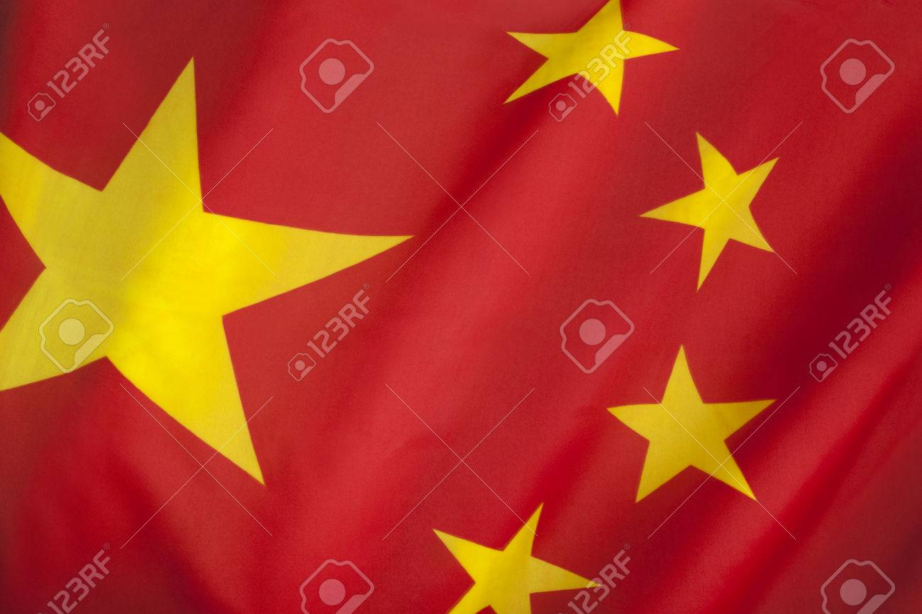 Flag of The Peoples Republic of China The red represents the communist revolution; the five stars and their relationship represent the unity of the Chinese people under the leadership of the Communist Party of China - 24316773