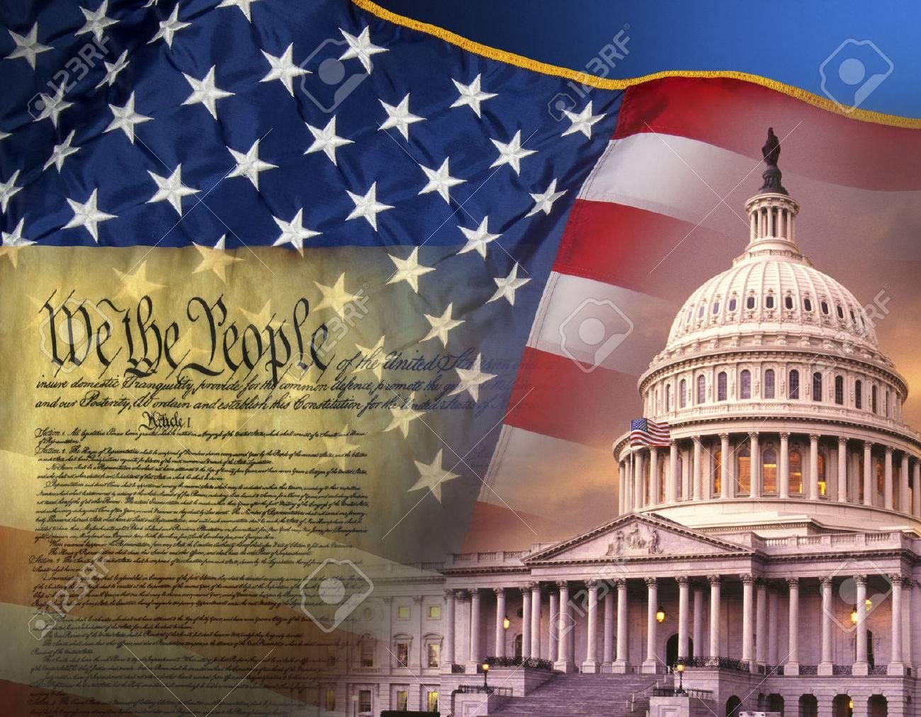 Patriotic Symbols of the United States of America - 29843803