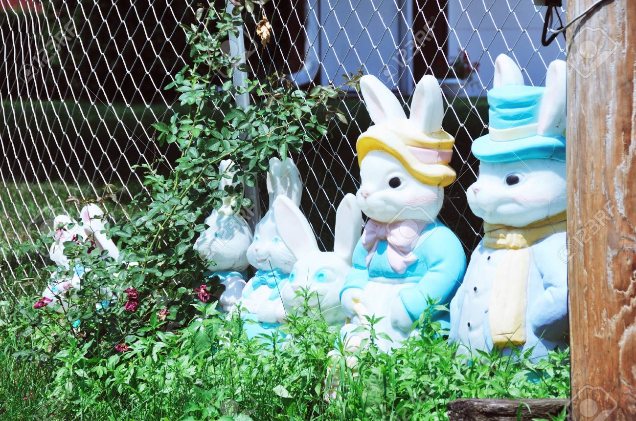 Easter Rabbit Family Stock Photo - 14607962
