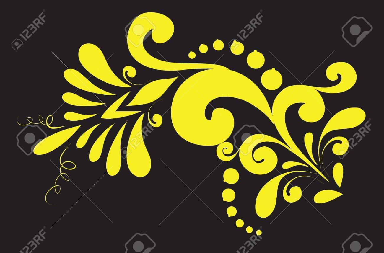 elegance color pattern Stock Vector - 7925069