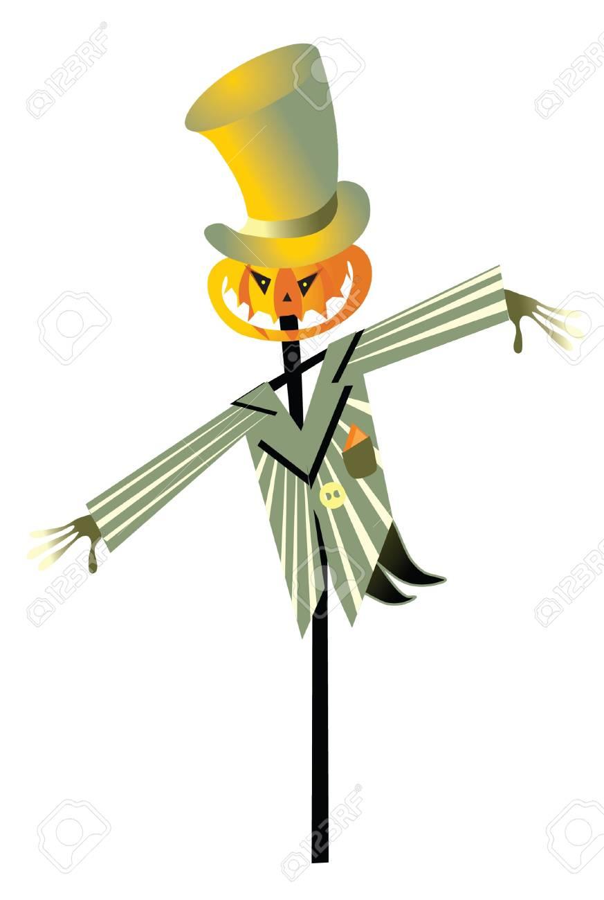 scarecrow Stock Vector - 7925043
