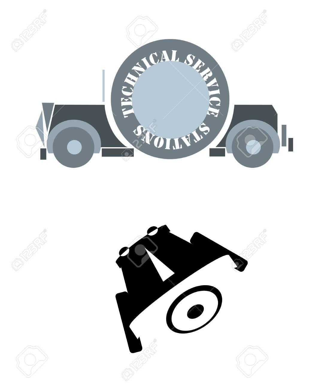 illustration: Auto Stock Vector - 14068643