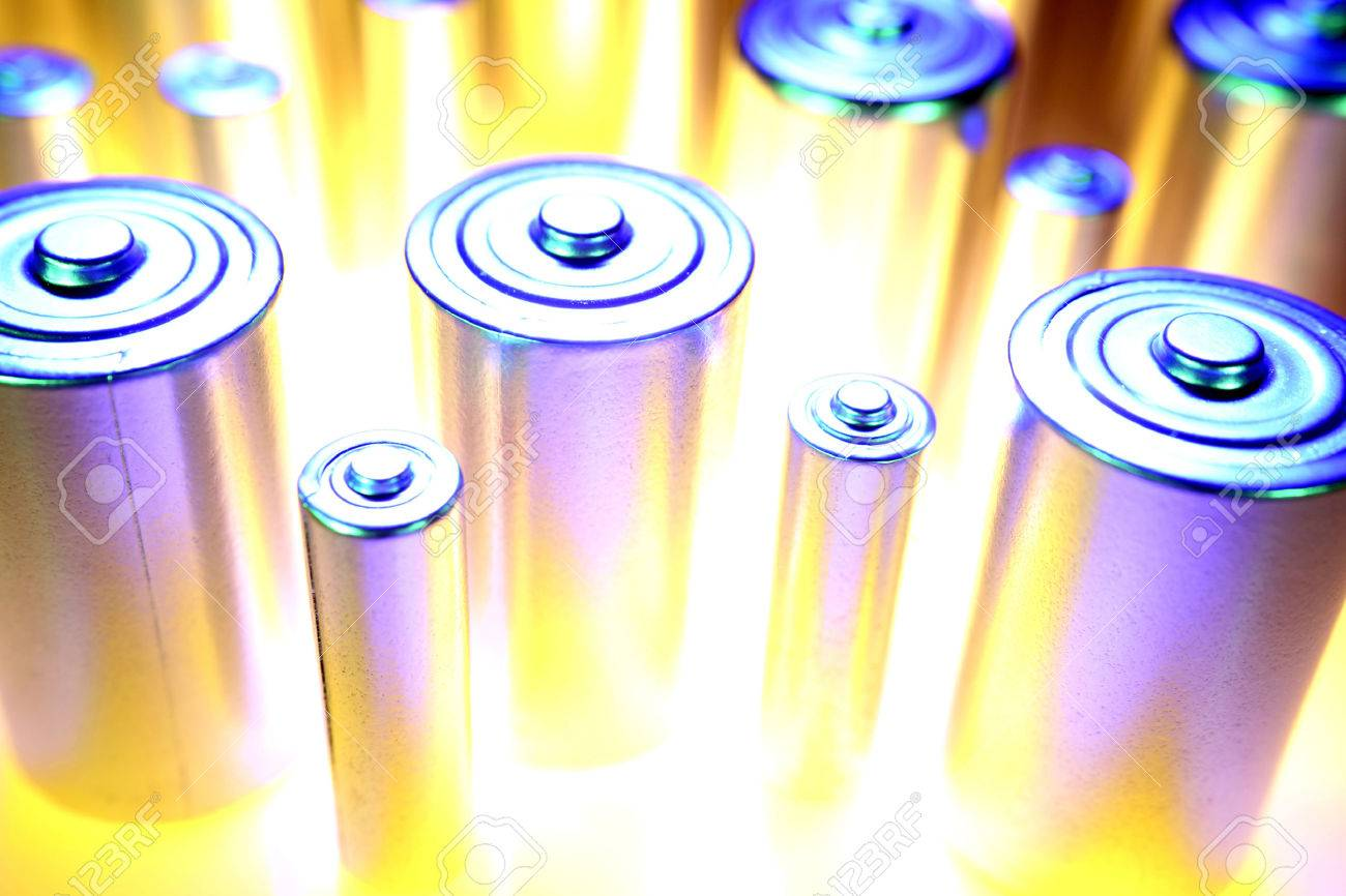 Batteries - 1639084