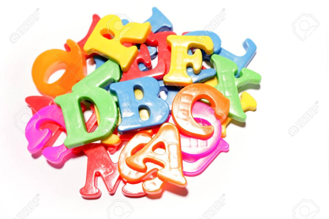 Alphabet letters Stock Photo - 3570637