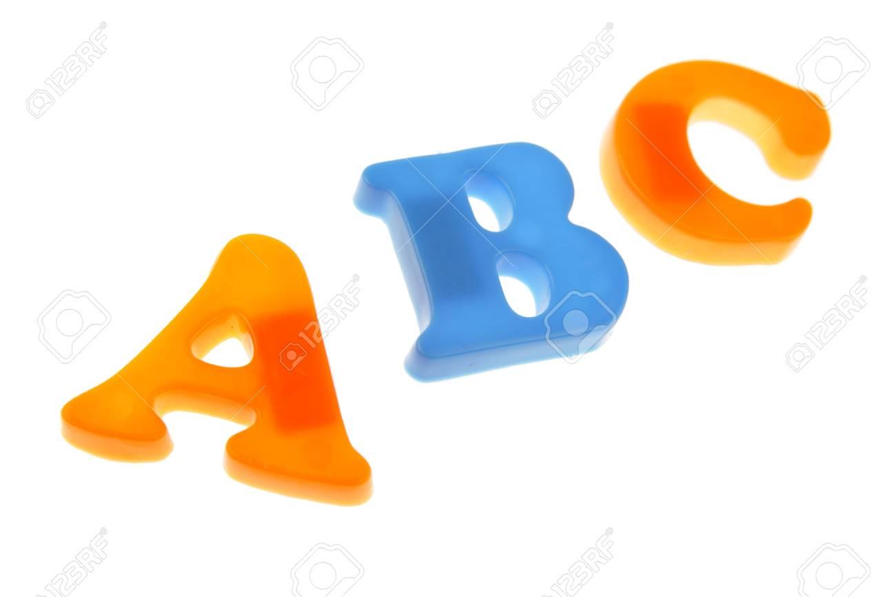 Alphabet letters Stock Photo - 4424112