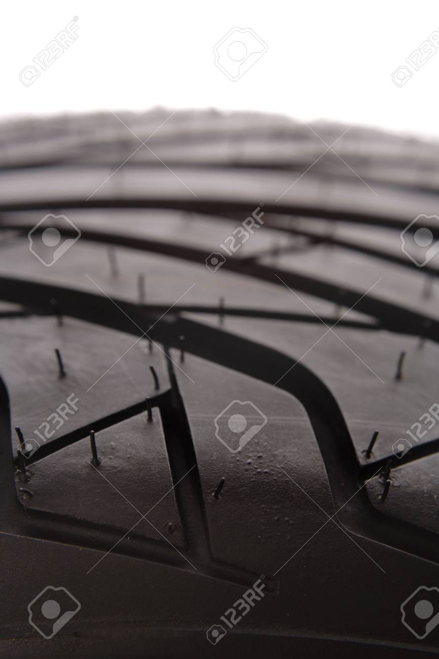 Tire tread Stock Photo - 5081759