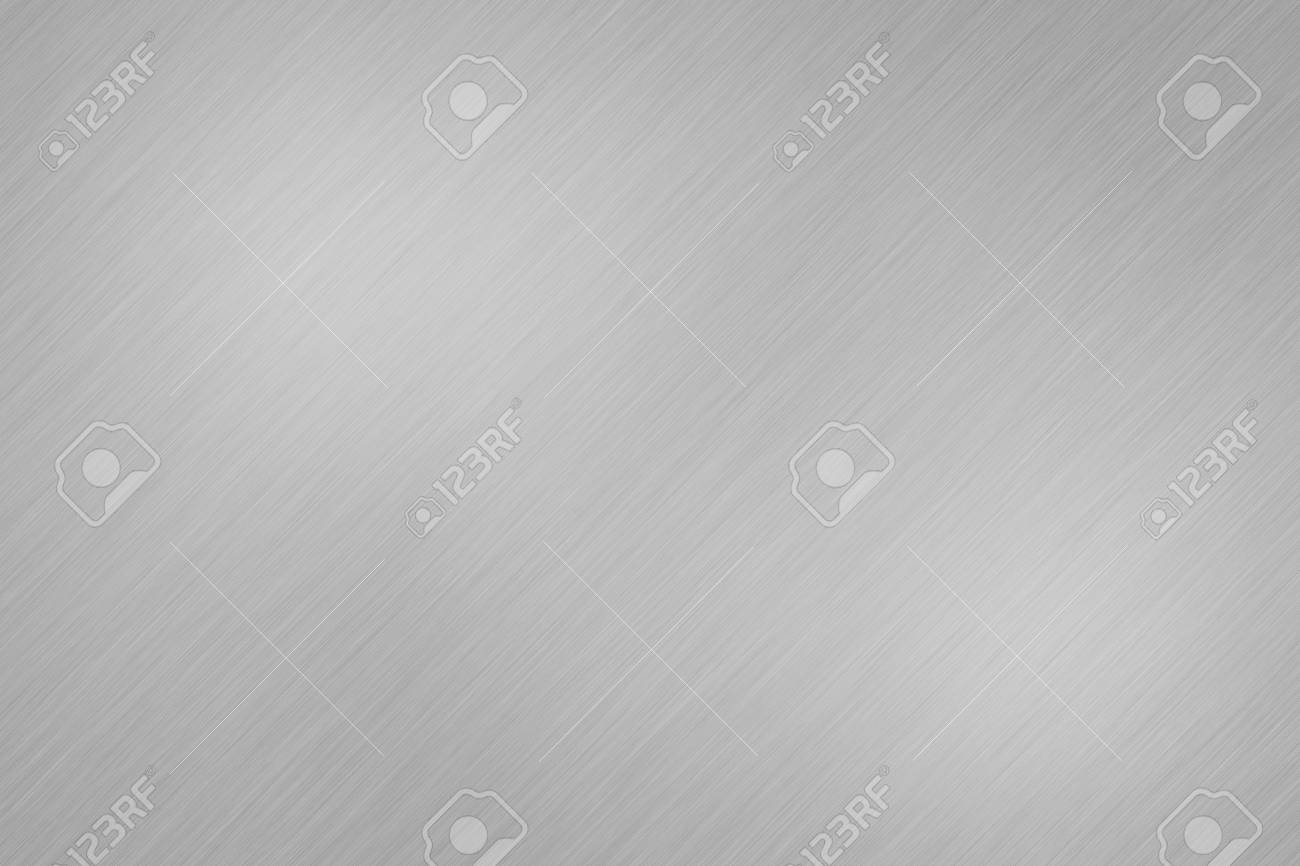 Brushed steel background. Blank canvas for your type. Stock Photo - 6366857