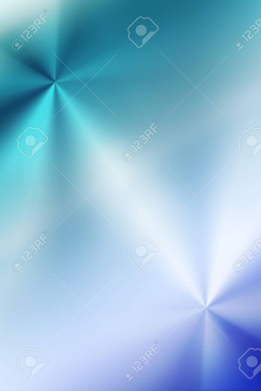 Immagini Stock Sfondo Blu E Verde Tela Bianca Per Copia Image