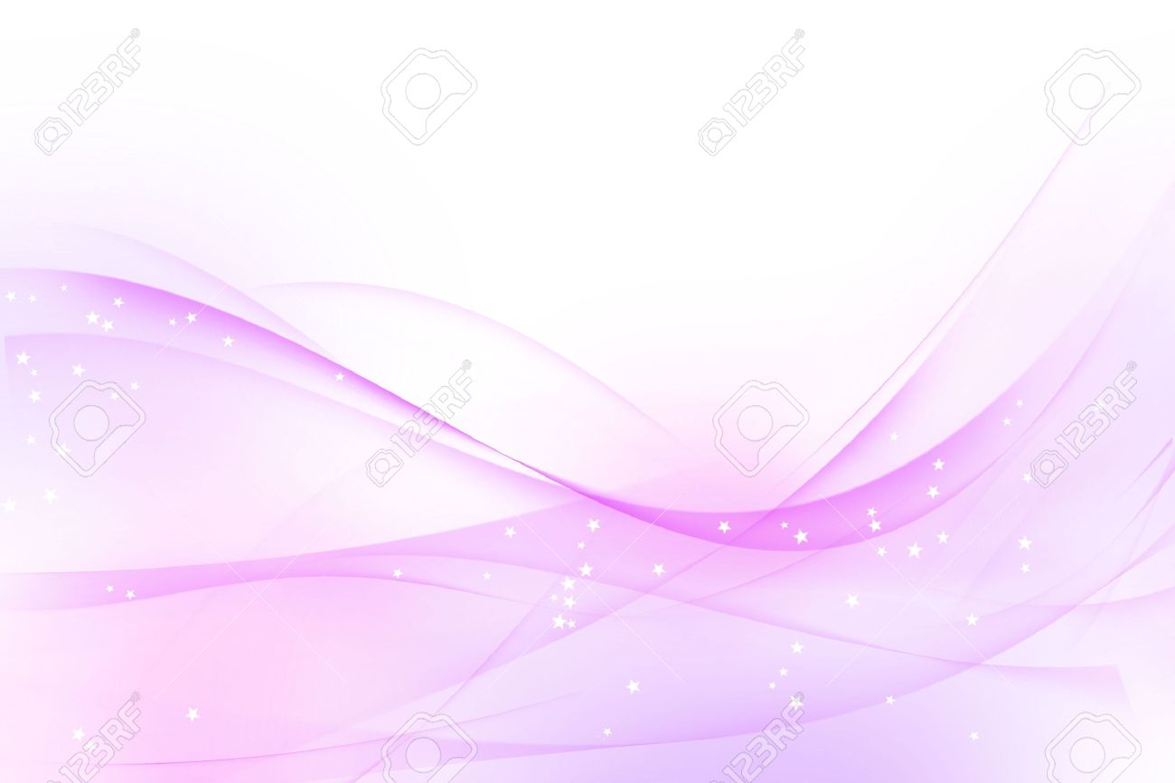 Abstract Pink And White Background Stock Photo