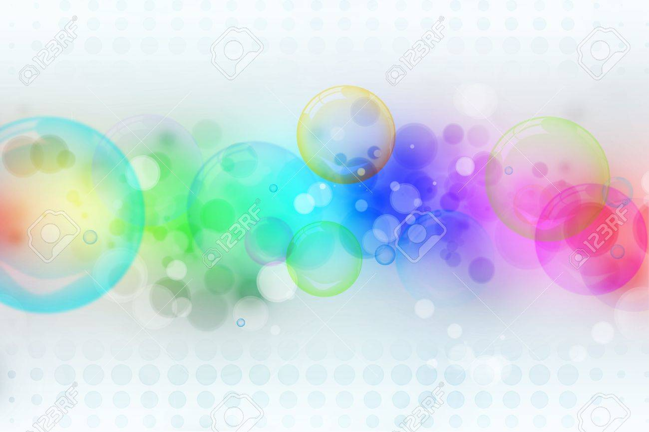 Abstract colorful background Stock Photo - 9786938