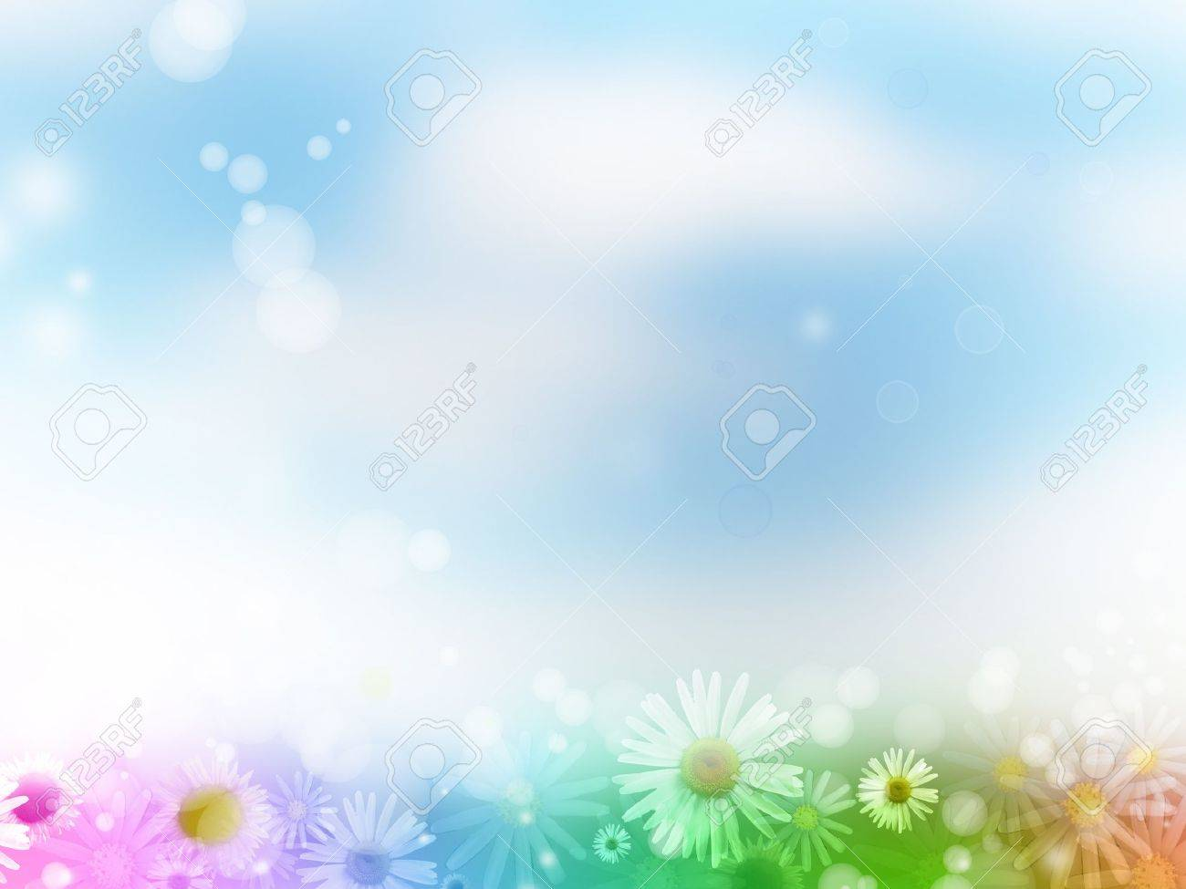 Flowers on blue and white background stock photo picture and flowers on blue and white background stock photo 11531729 dhlflorist Image collections