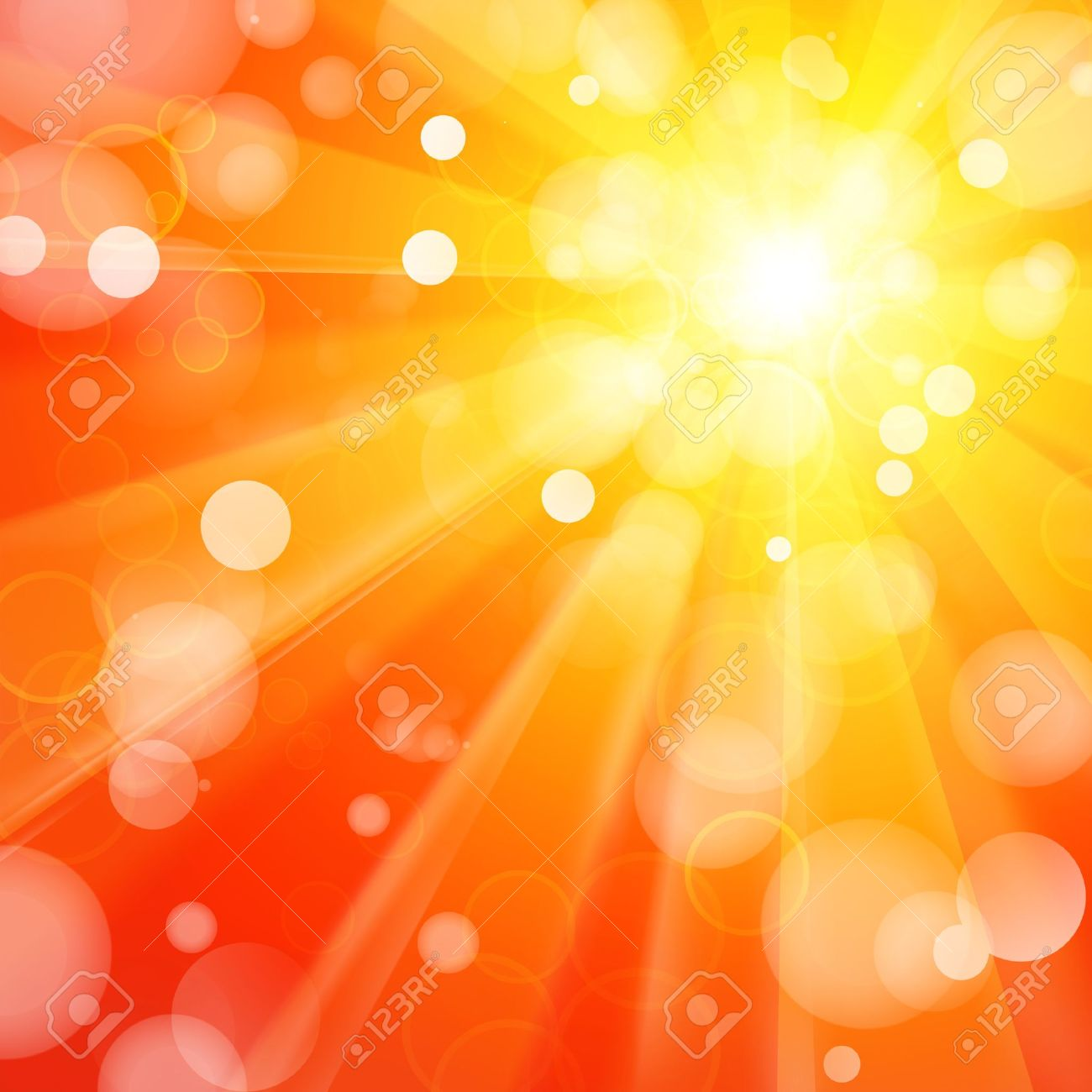 Abstract bright orange technology background Stock Photo, Royalty ...