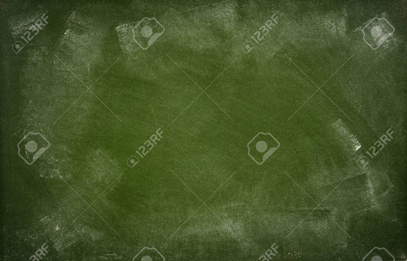 Chalk rubbed out on board Stock Photo - 15299123