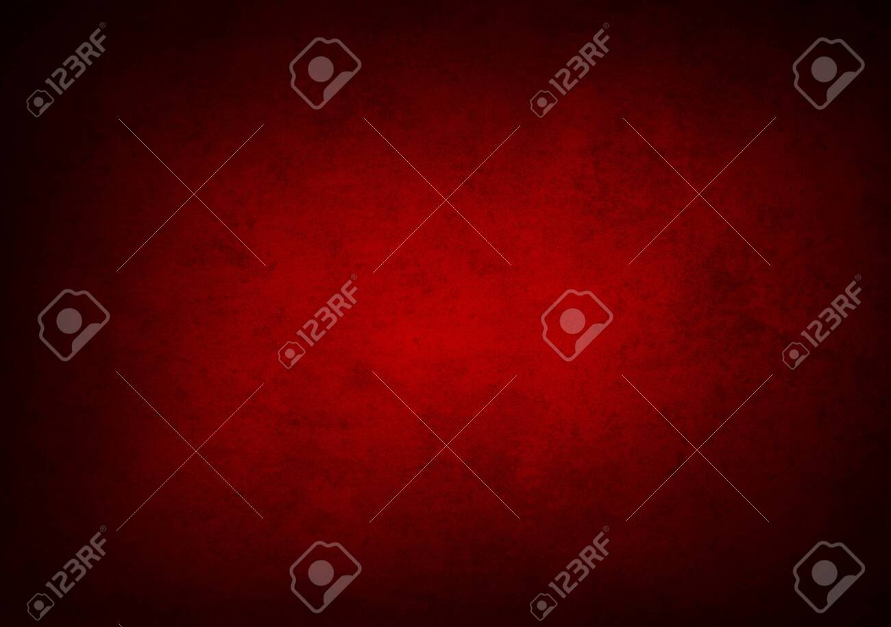 Red textured concrete wall background. Christmas background. Copy space - 133556864