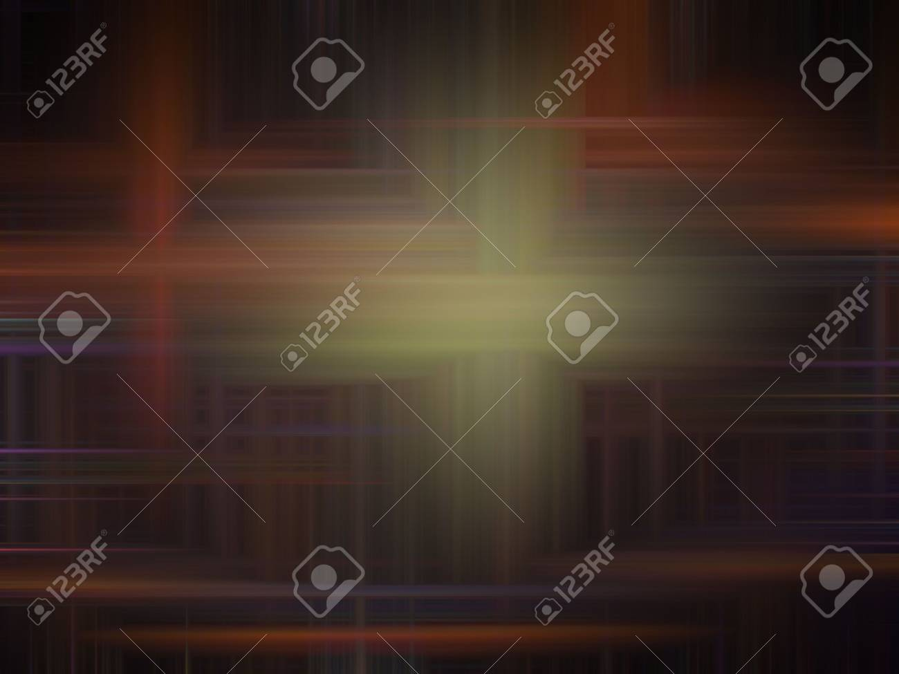 Shades of colors weaving together (computer generated, fractal abstract background) Stock Photo - 1978963