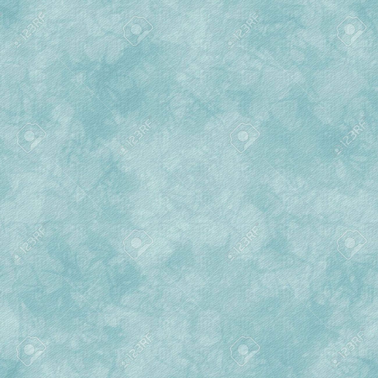 Soft abstract pattern in blue.  Distressed background with paper grain texture. Stock Photo - 5831111