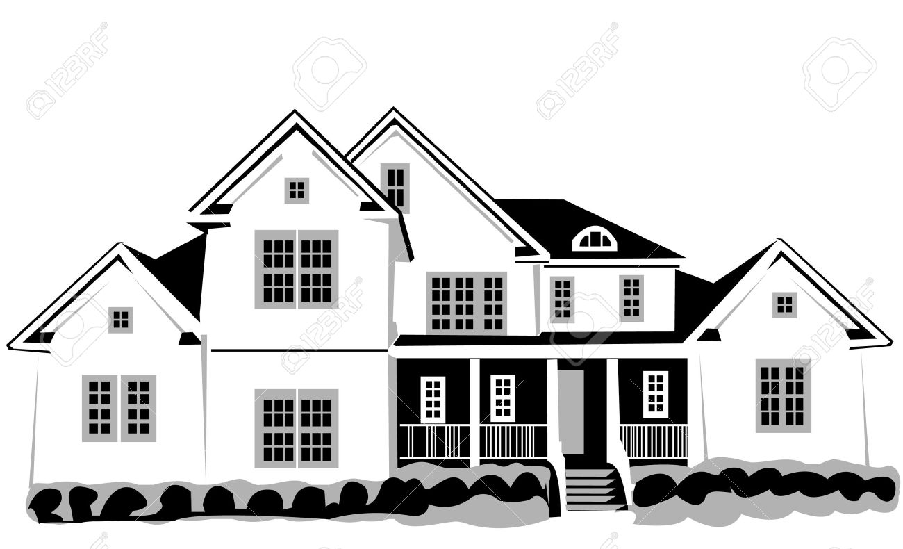 10,810 Dream House Stock Vector Illustration And Royalty Free ...