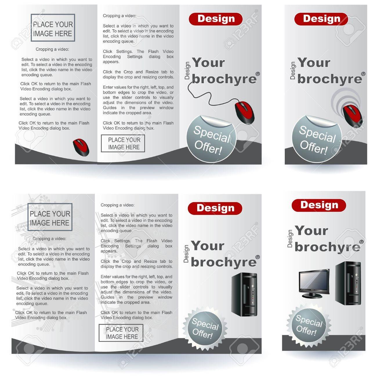 Brochure designs - 9931057