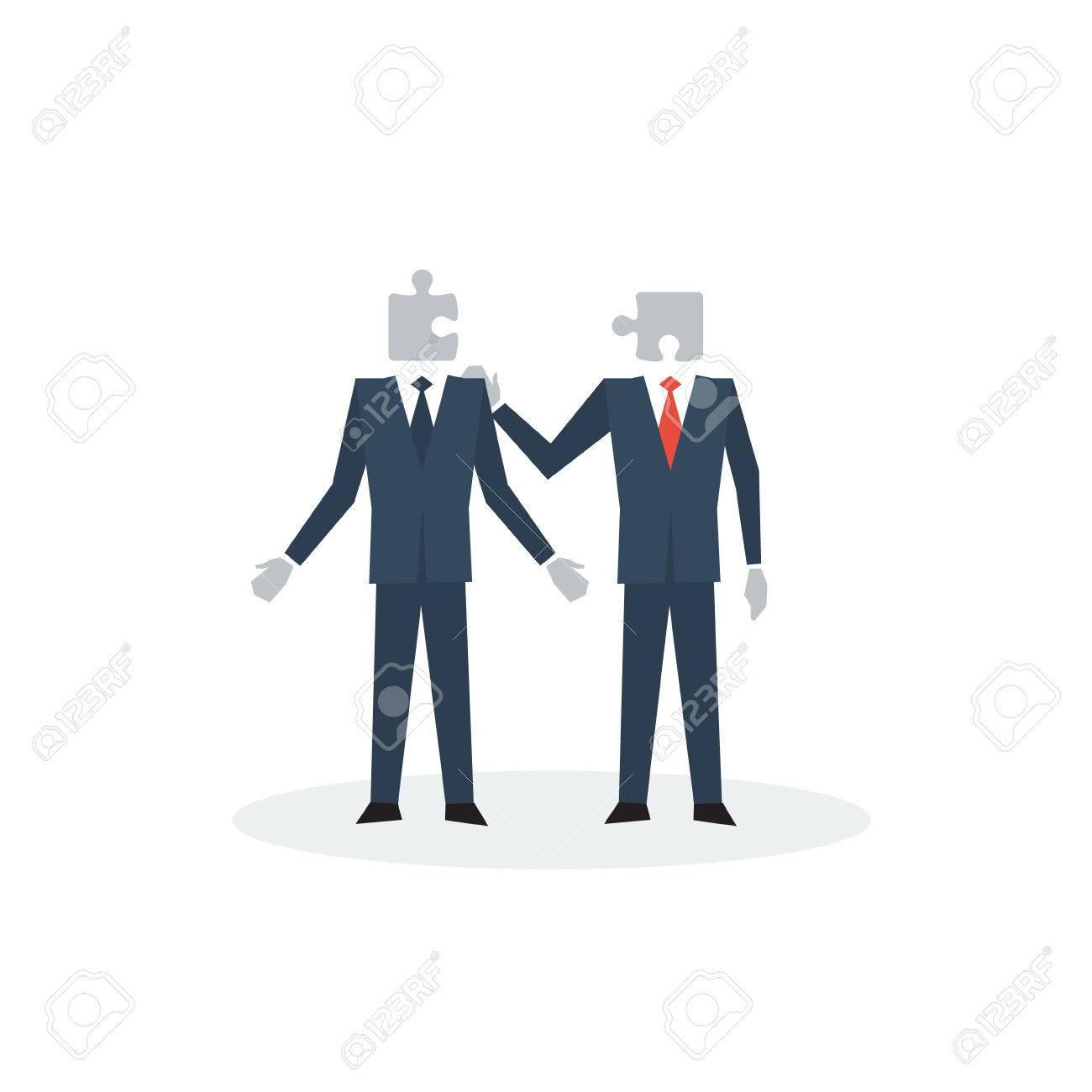Understand each other. Team work. - 49496349