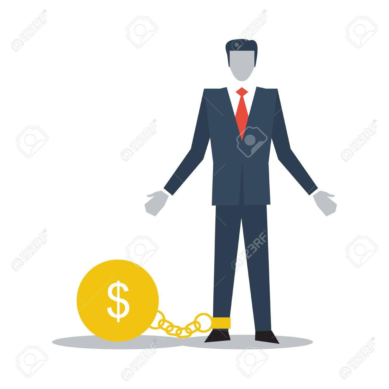Having financial burden - 49589306