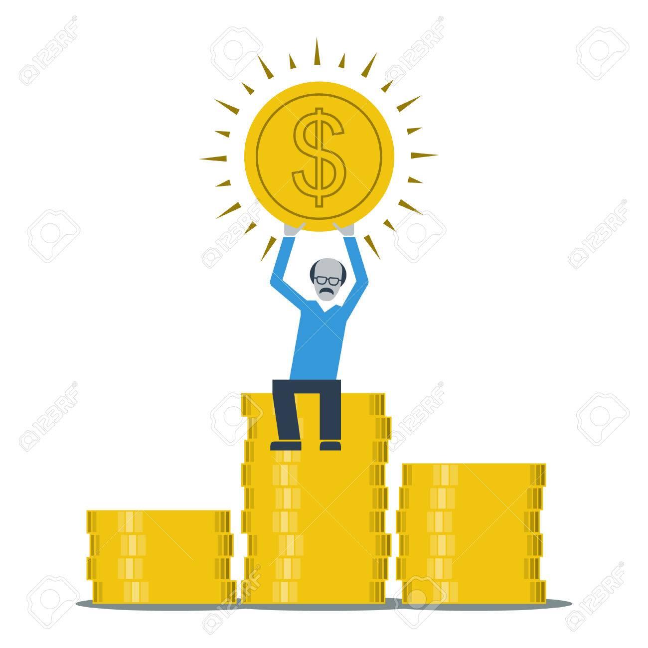 Pension savings - 49589619