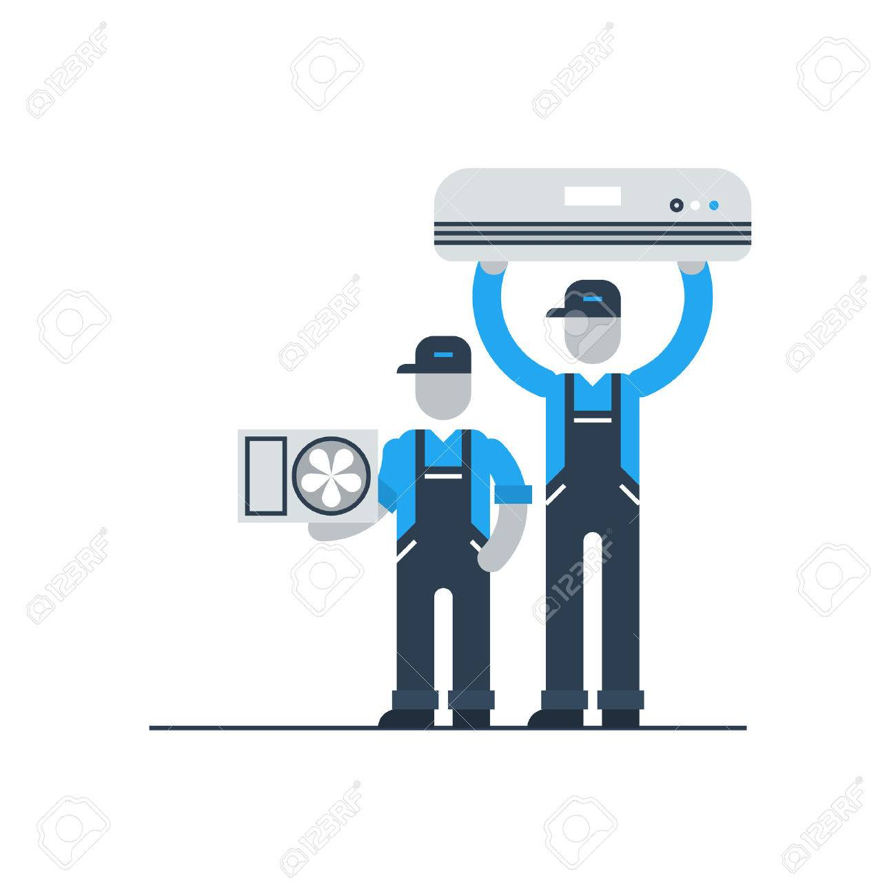 Air conditioner service - 53250663