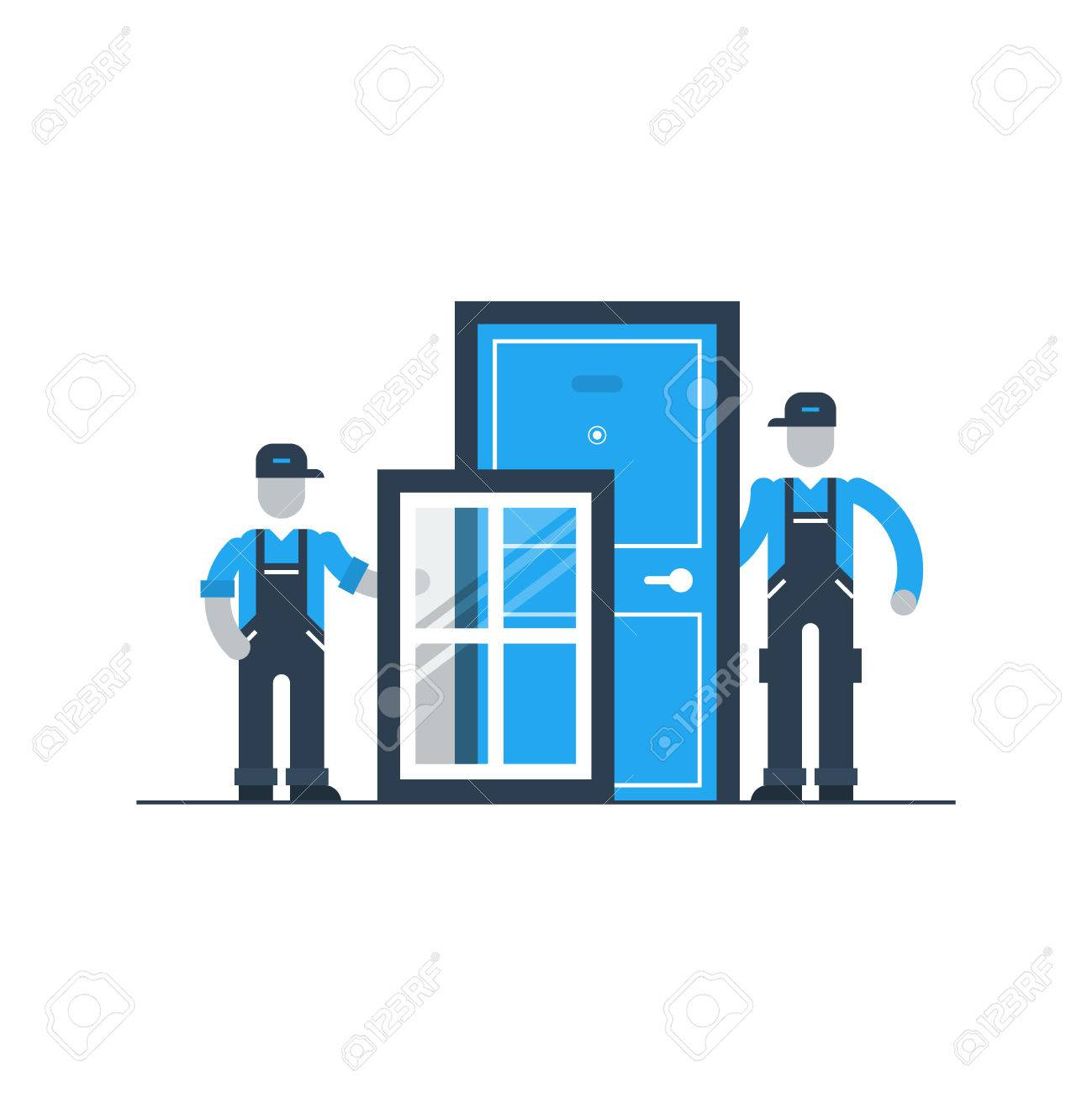 Windows and doors installment services - 53250670