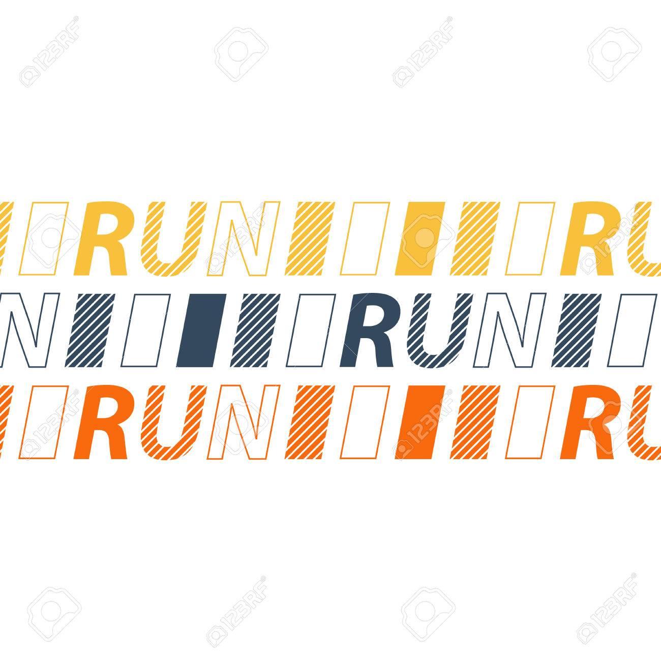 Laufende Ereignis Identität, Marathon Wettbewerb Hintergrund ...
