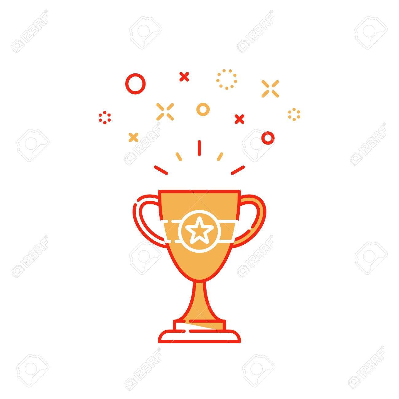 Celebration winner cup - 86620851