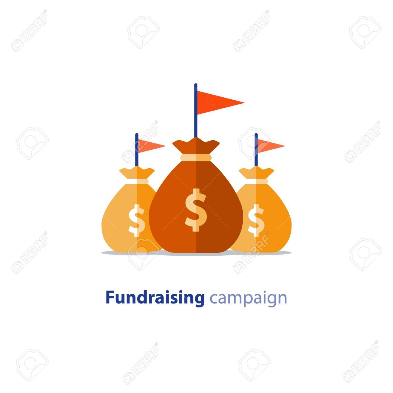 Projet De Crowdfunding Campagne De Collecte De Fonds Don D Argent