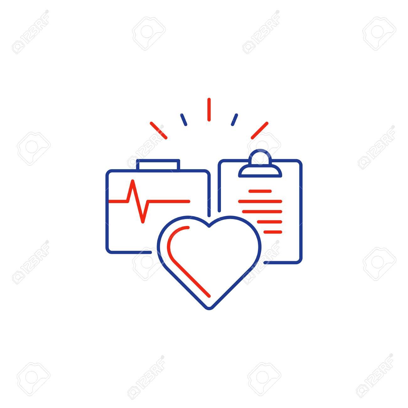 Cardiovascular disease prevention program, heart diagnostic,