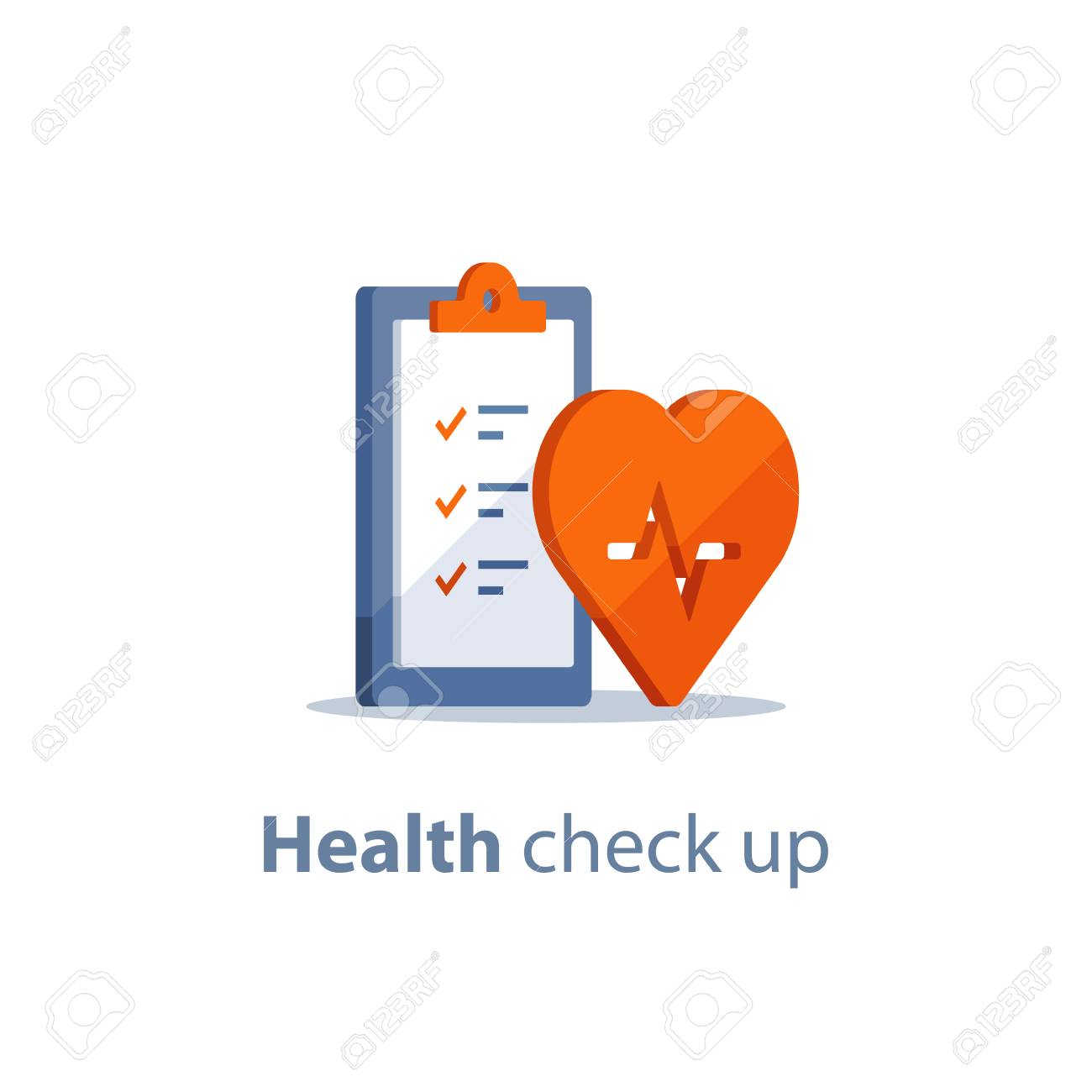 Health check up checklist, cardiovascular disease prevention