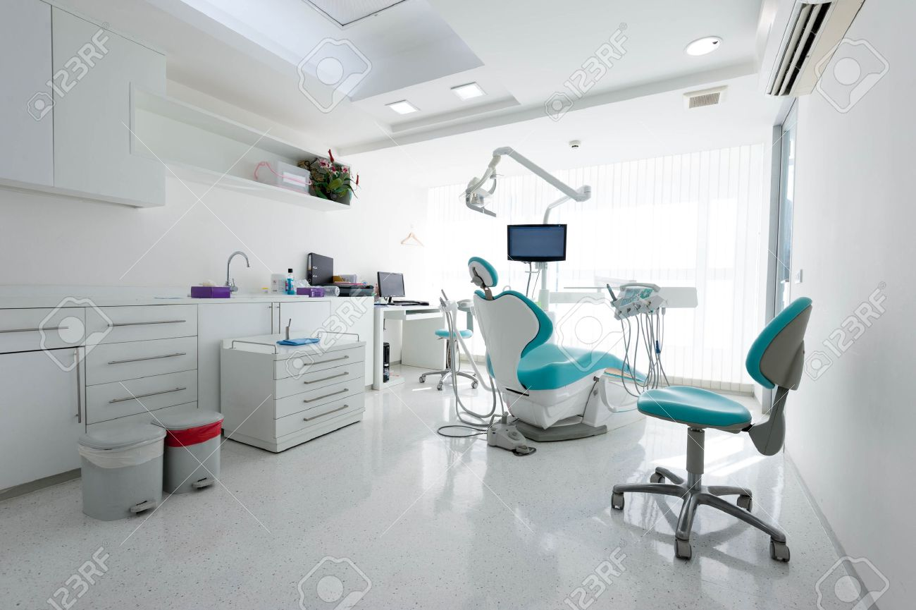 Modern Dental Cabinet Stock Photo Picture And Royalty Free Image