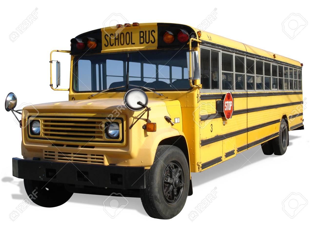 School Bus Stock Photo - 3657551