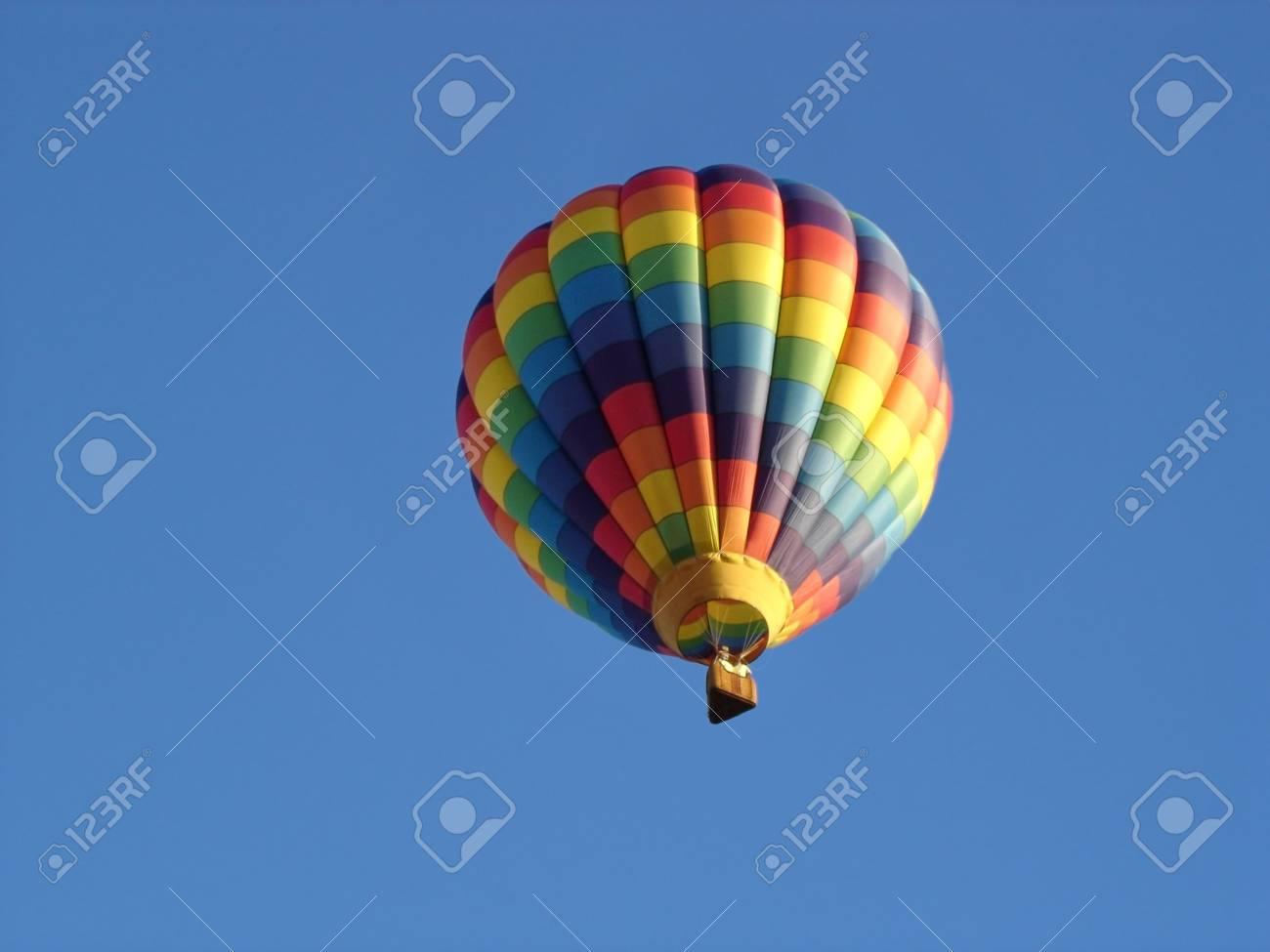 Hot Air Balloon Stock Photo - 3670238