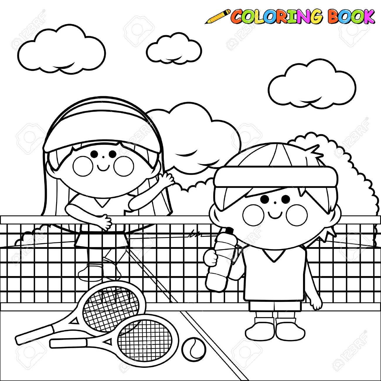 Magnífico Niños Cocinando Para Colorear Imágenes - Ideas Para ...