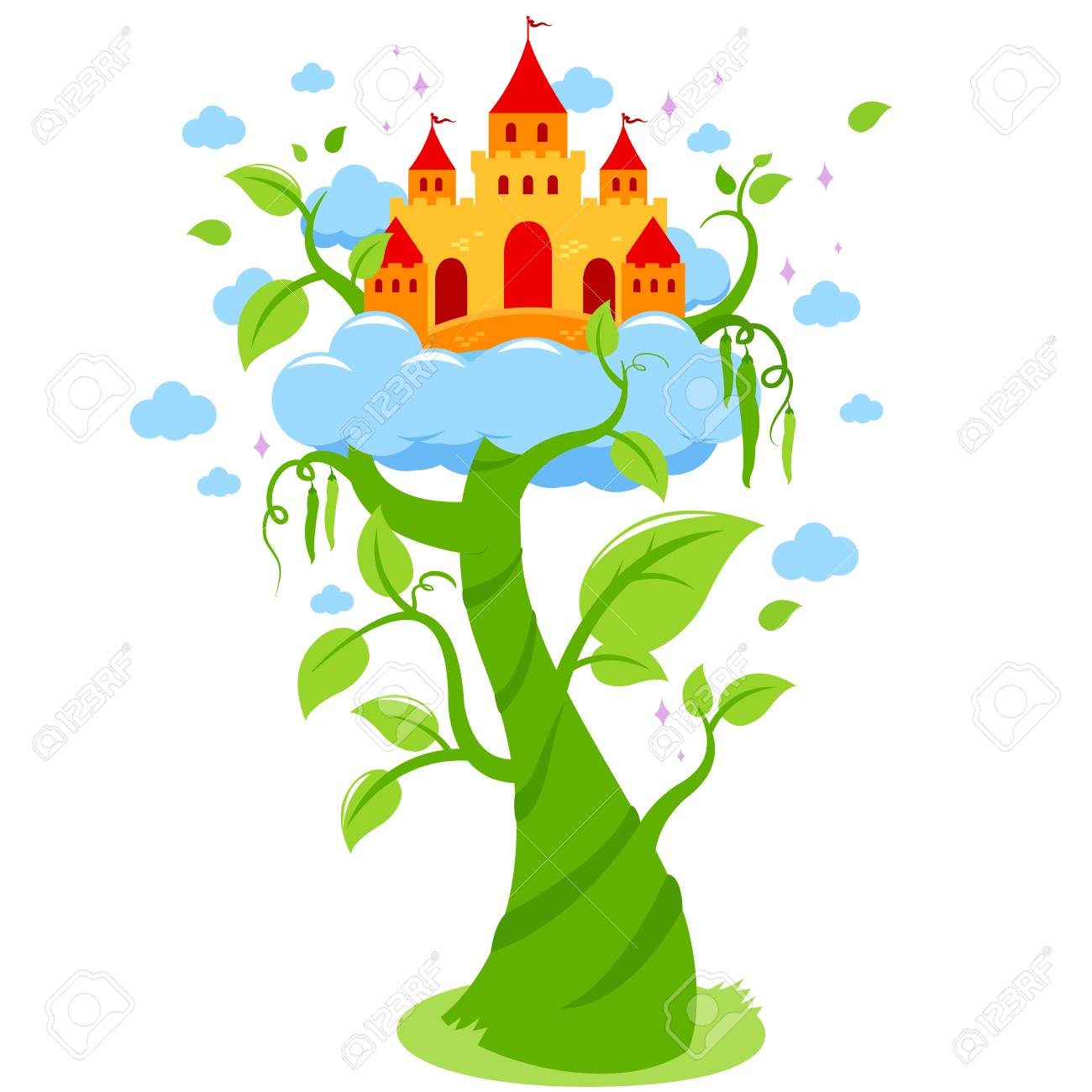 https://previews.123rf.com/images/stockakia/stockakia1711/stockakia171100022/90595000-magic-beanstalk-and-castle-in-the-clouds-.jpg